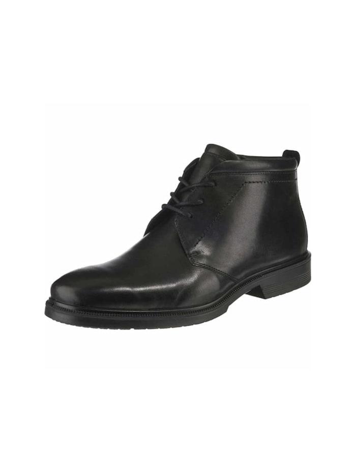 Ecco Stiefel, schwarz