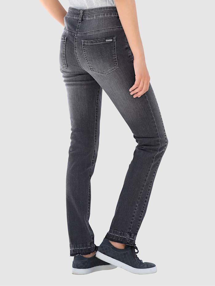 Jeans Laura Slim - in modischer Waschung