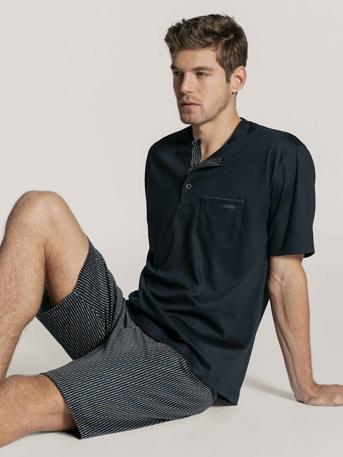 Kurz-Pyjama Ökotex zertifiziert