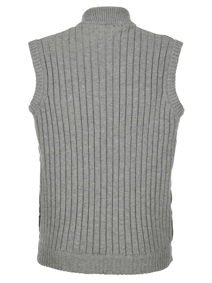 Tikattu neuleliivi