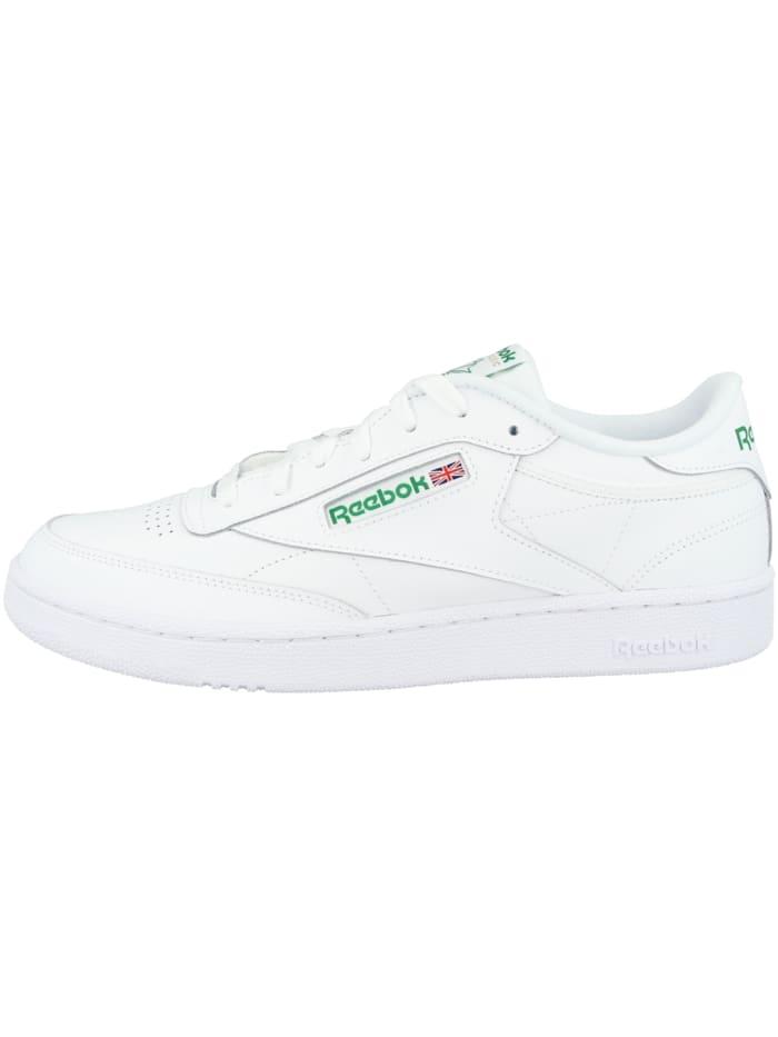 Reebok Sneaker low Club C 85, weiss