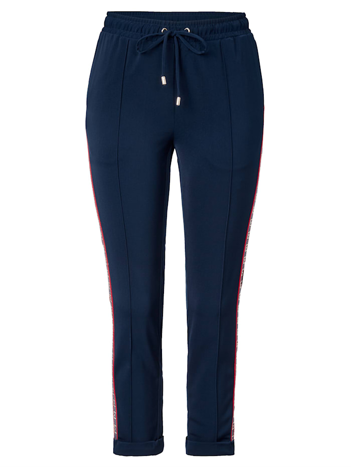 LIU JO Trackingpants, Marineblau