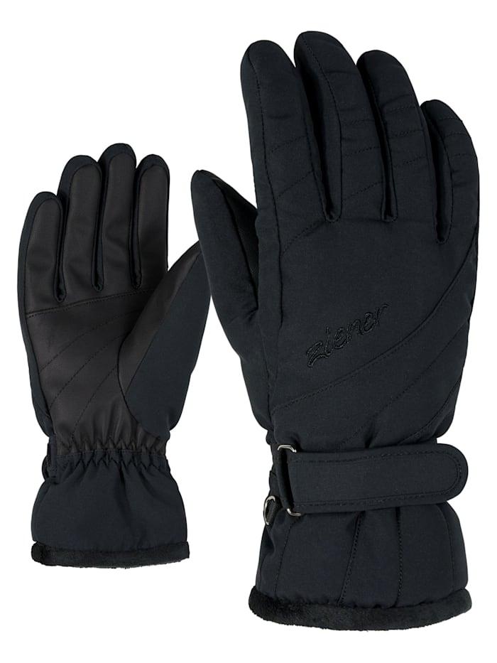 Ziener KILENI PR lady glove, Black