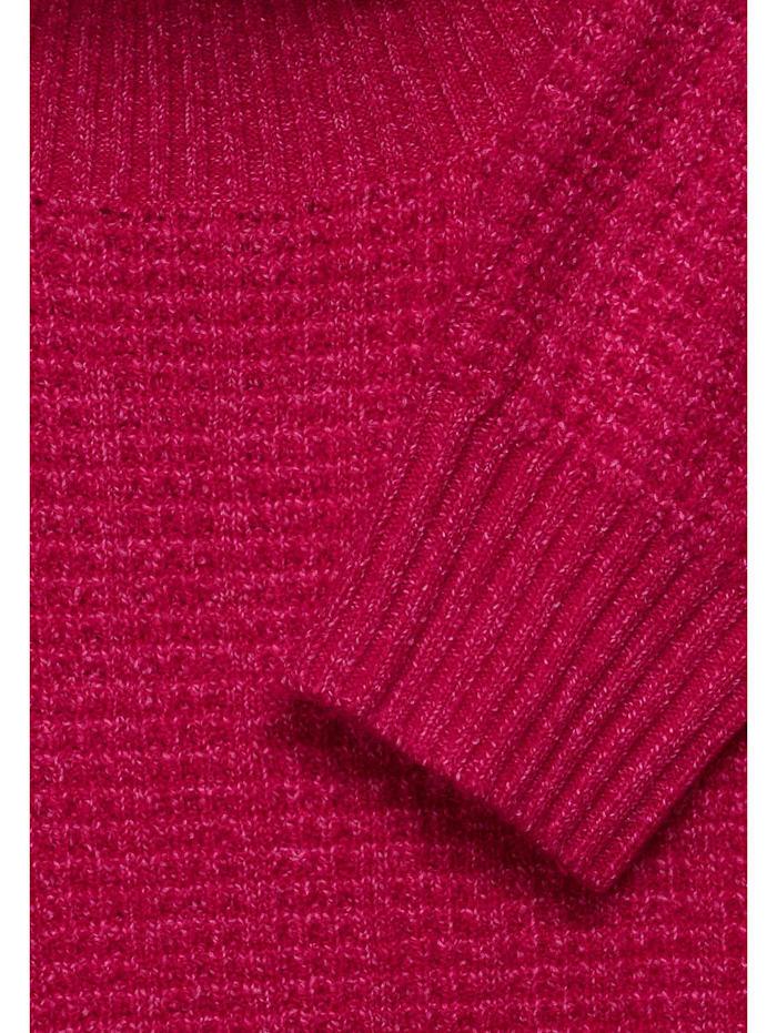 Cosy Struktur-Pullover