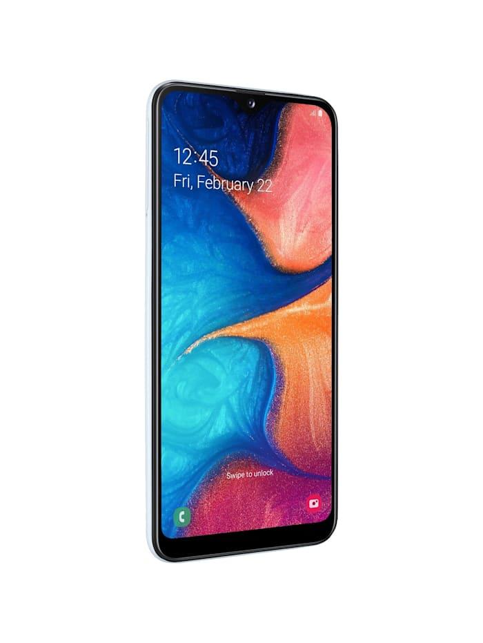 Samsung Handy Galaxy A20e 32GB, Weiß