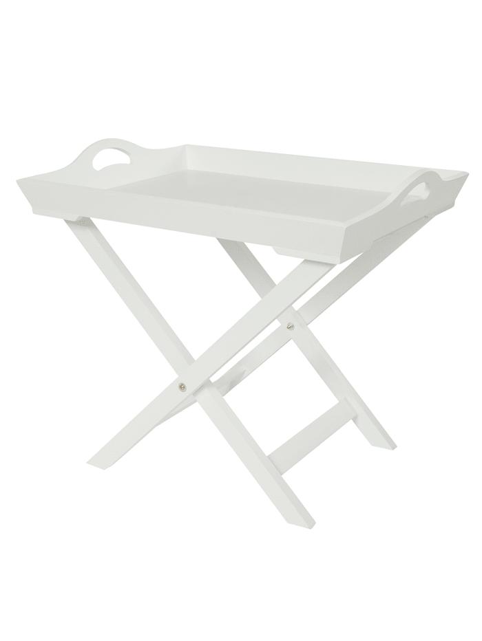 TopHome Standtablett, Weiß