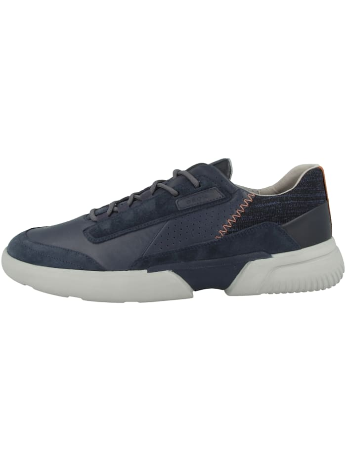 Geox Sneaker low U Smoother A, blau