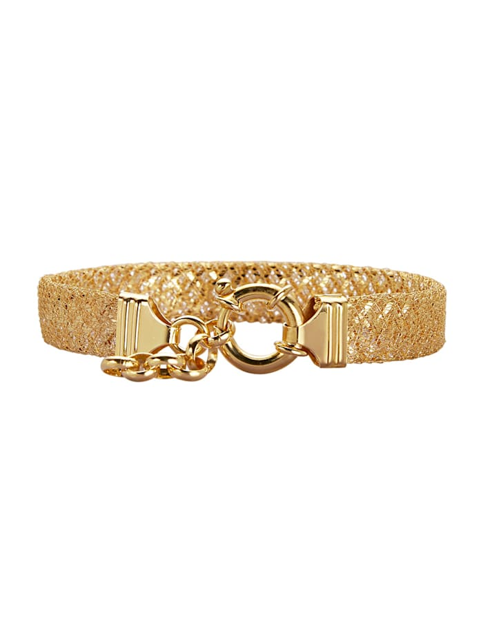 KLiNGEL Armband, Geelgoudkleur