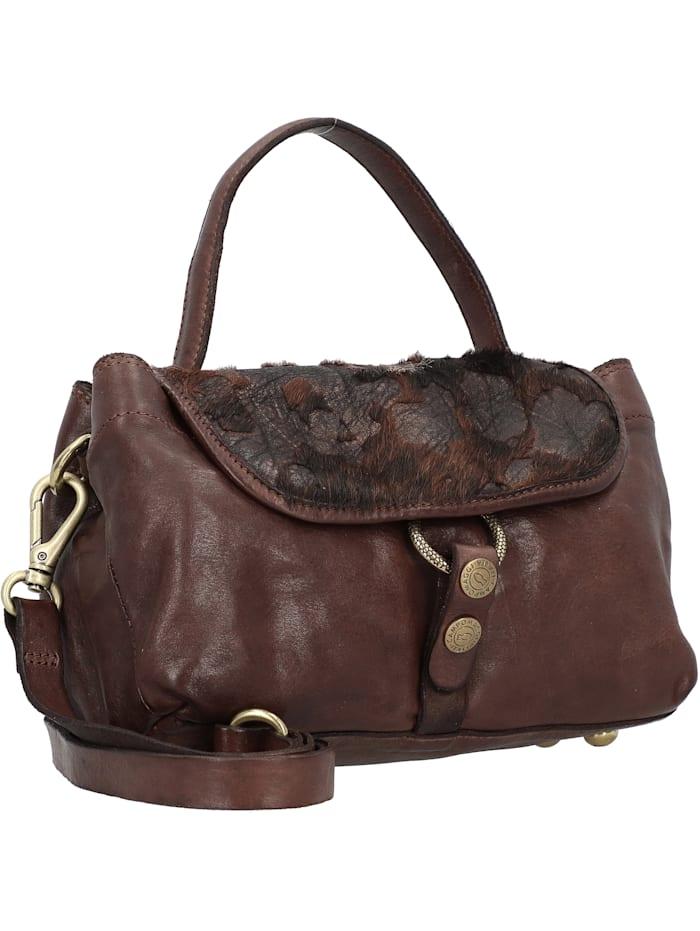 Handtasche Leder 23 cm