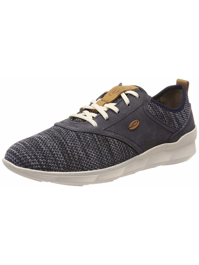 camel active Sneakers, blau