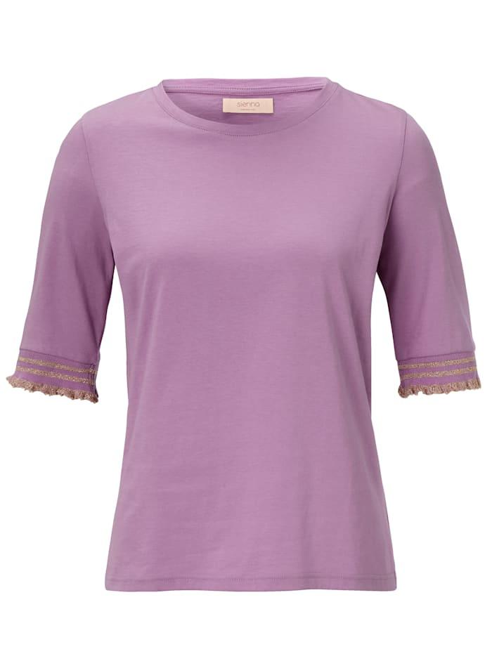 SIENNA Shirt, Flieder