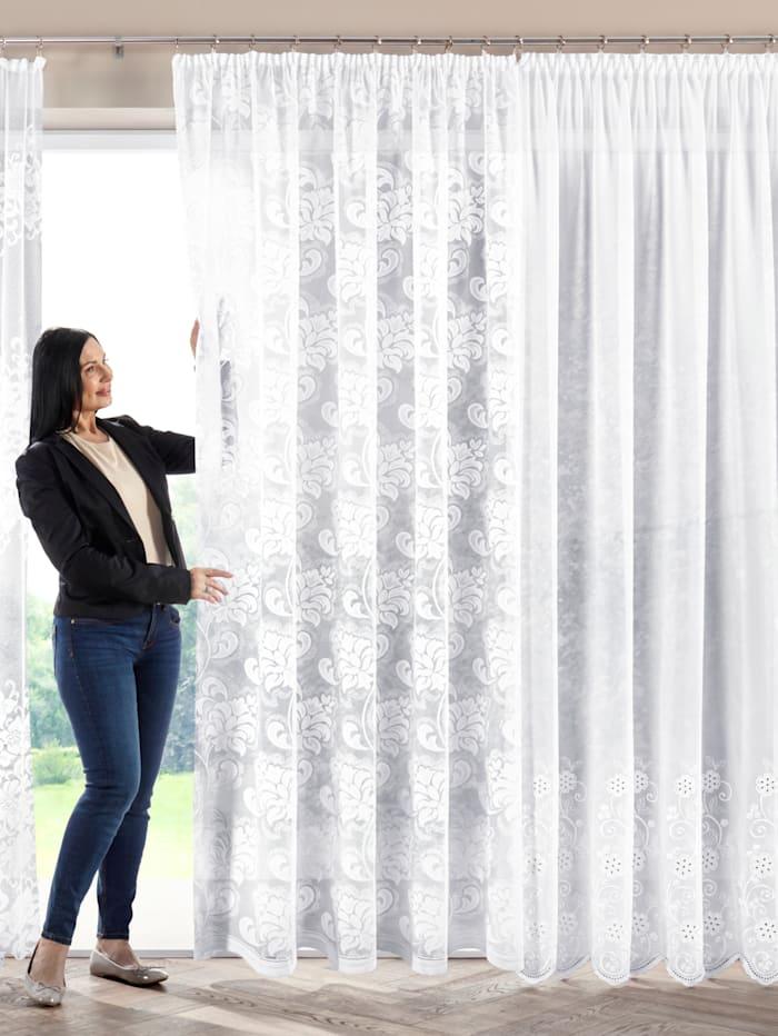 Ornamentová záclona