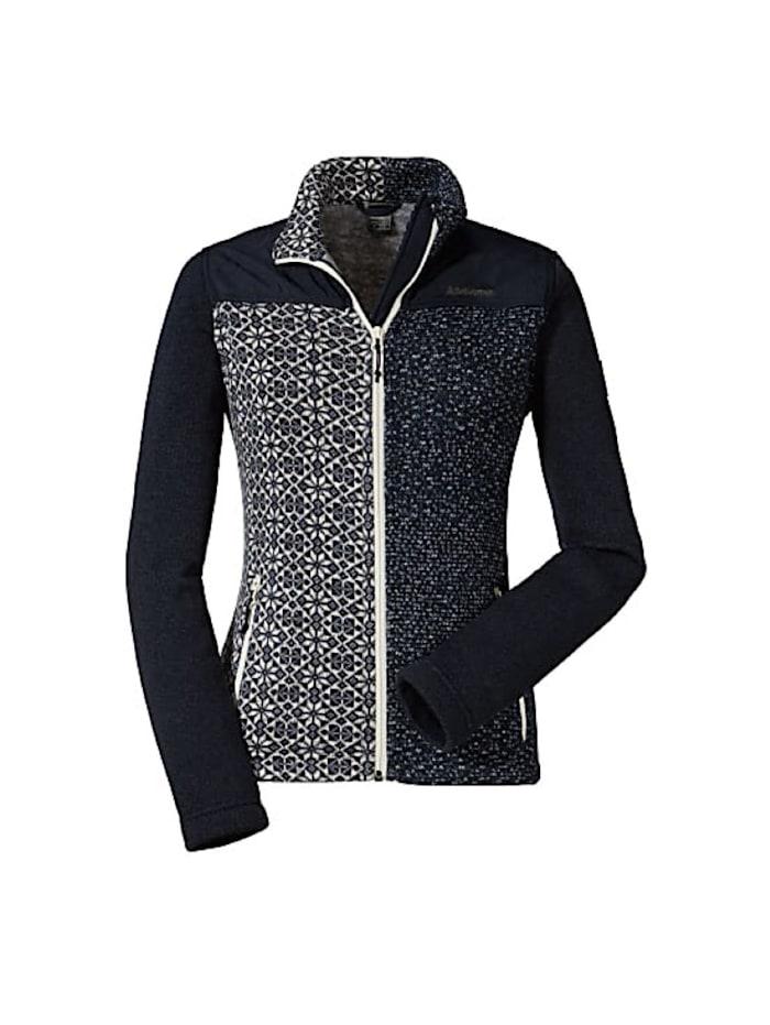 Schöffel Schöffel Jacke Fleece Jacket Tscherms3, Oliv