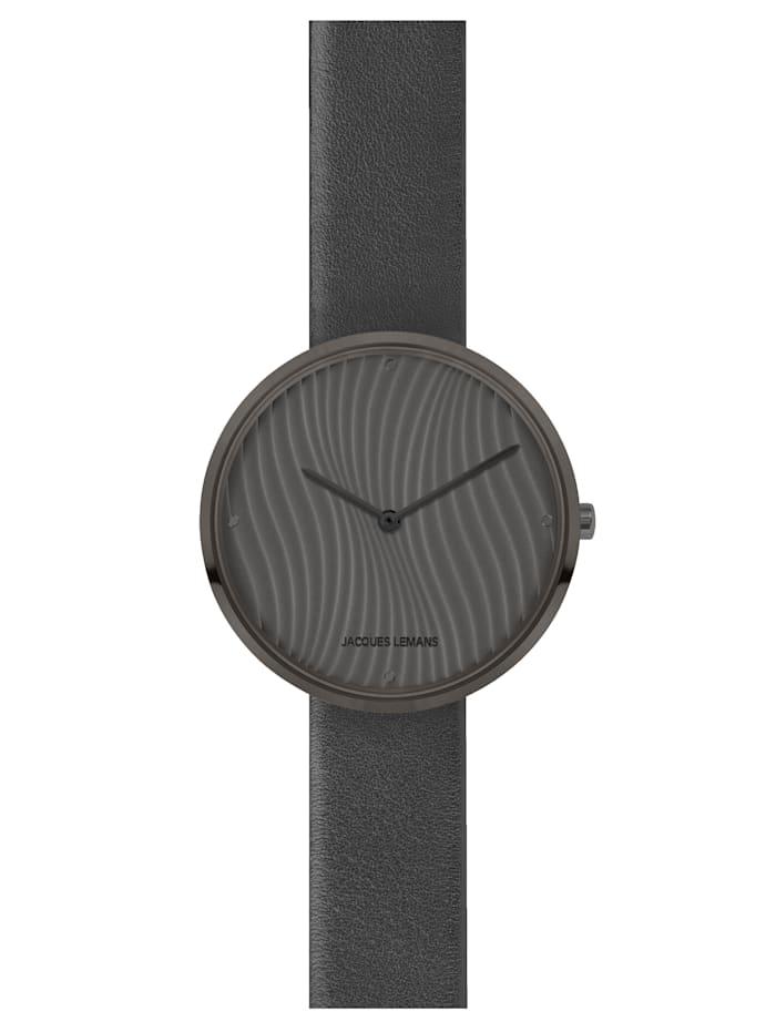 Jacques Lemans Damenuhr Serie: Design Collection, Kollektion: Classic: 1-2093 B, Grau