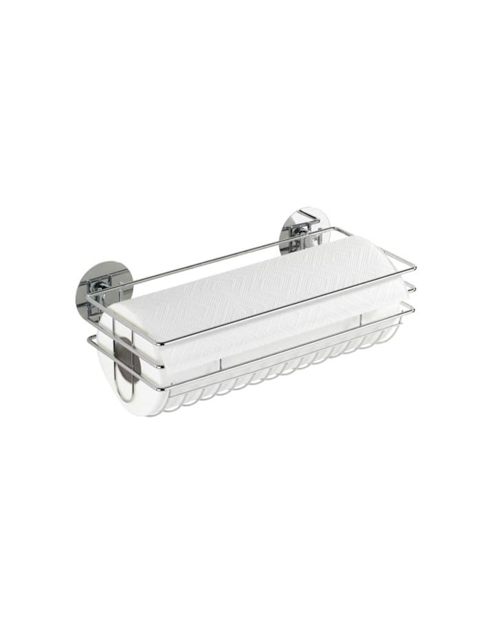 Turbo-Loc® Küchenrollenhalter, Befestigen ohne bohren