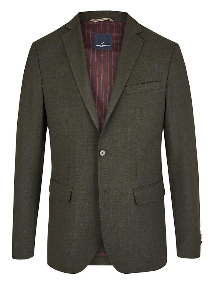 Daniel Hechter DH2O Waschbares Anzug-Sakko, olive