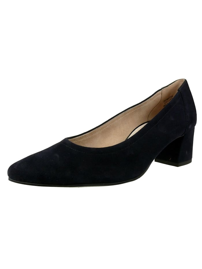 Paul Green Pumps, dunkel-blau