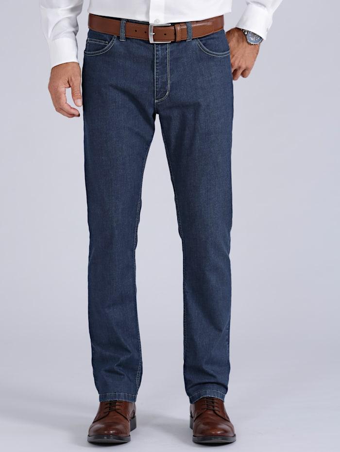 Jeans in leichter Denim-Qualität