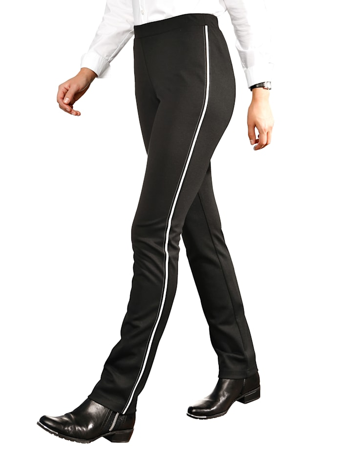 Pantalon coupe Lotta slim