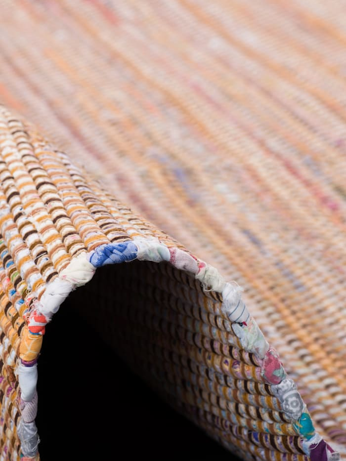 Baumwolle Natur Teppich Cayenne