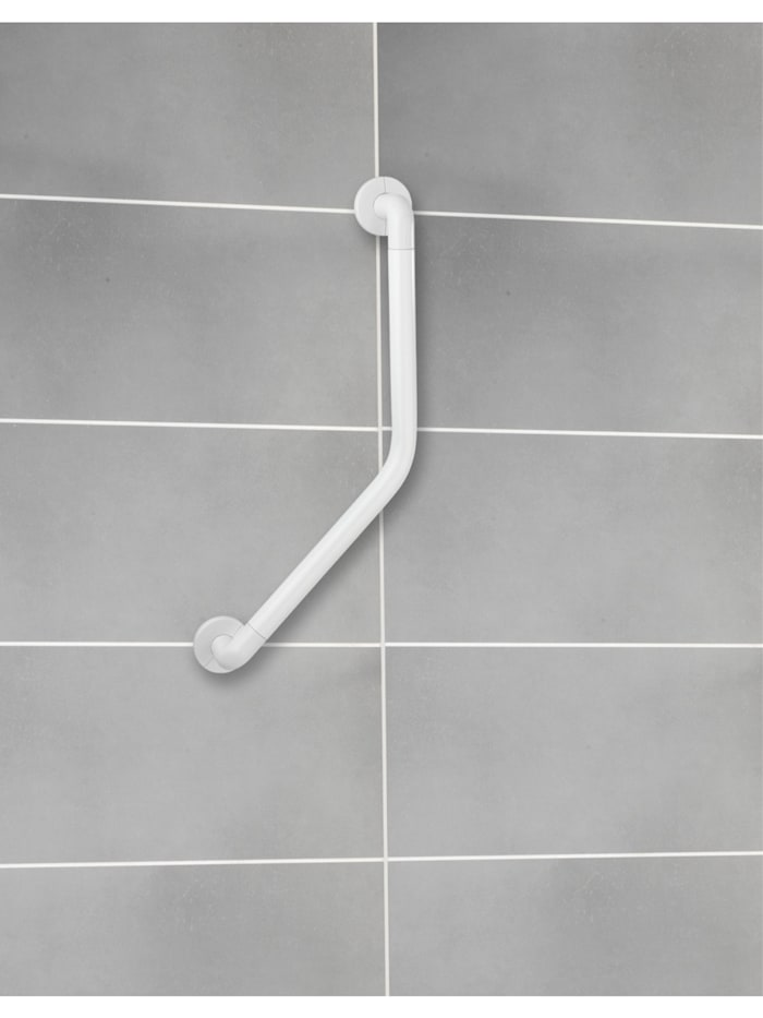 Wandhaltegriff Secura 37 x 37 cm Weiß