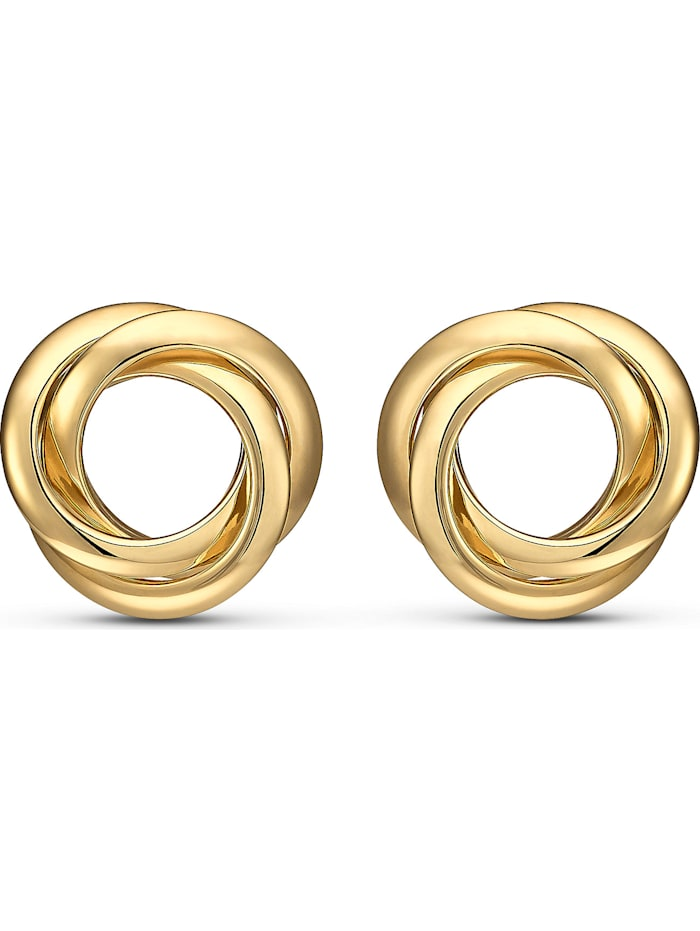 CHRIST GOLD CHRIST Gold Damen-Ohrstecker 585er Gelbgold, gold