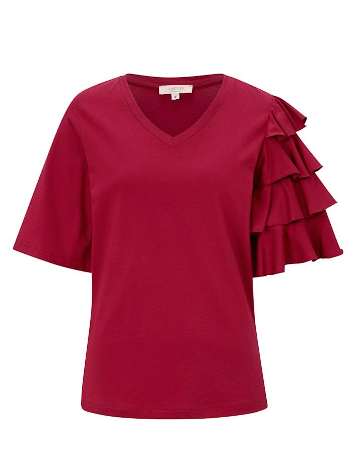 SIENNA Shirt, Rot