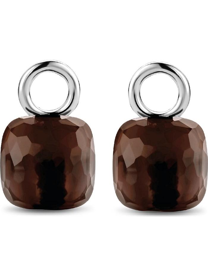 Ti Sento - Milano Damen-Ohrringe 925er Silber Kristall
