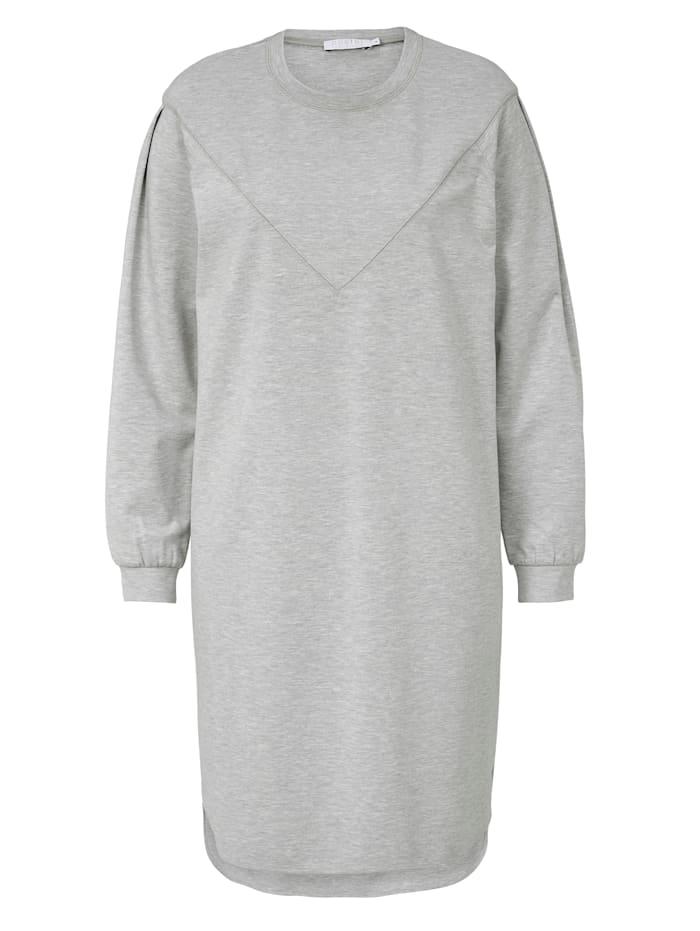 coster copenhagen Sweatshirt-Kleid, Grau