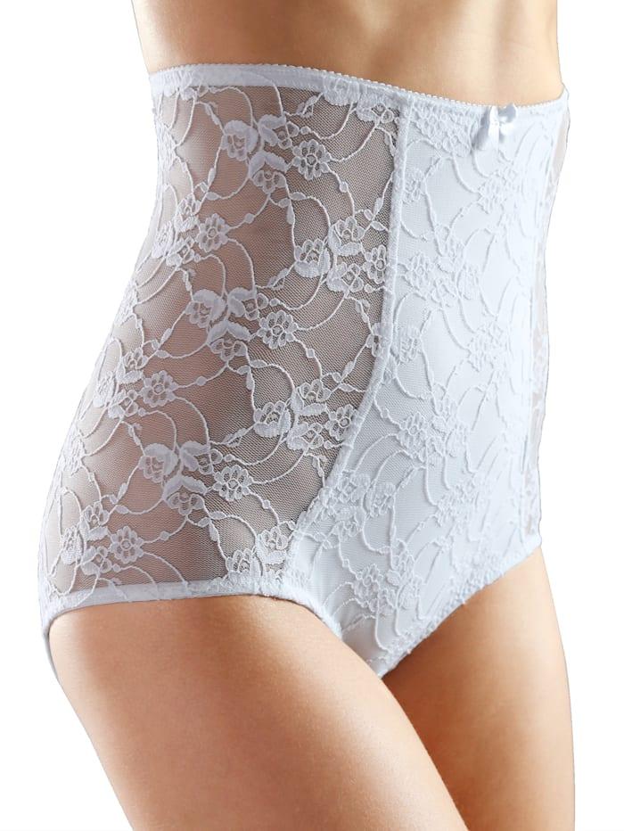 "Harmony Culottes en coton issu de l'initiative ""Cotton made in Africa"", Blanc"
