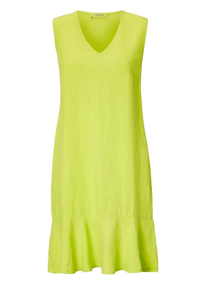 Backstage Kleid Mit Schößchen, Hellgrün