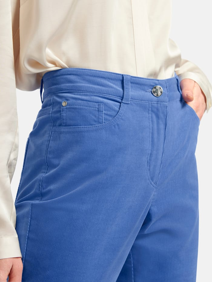 Cordhose JULIENNE im 5-Pocket-Stil
