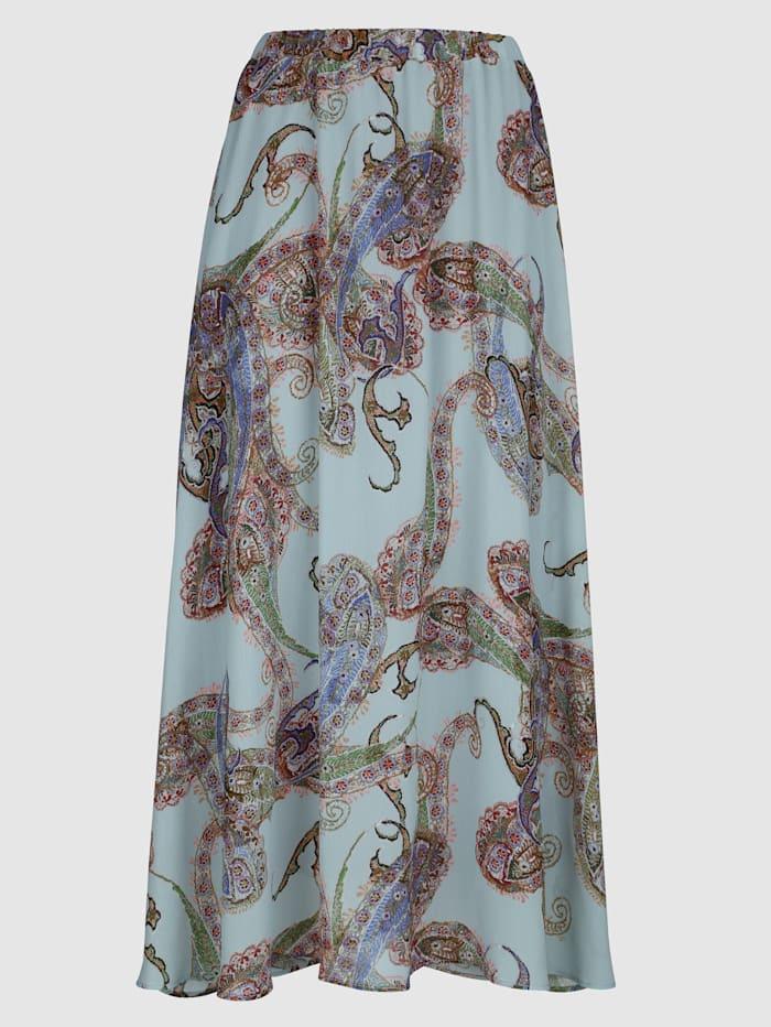 Sukňa s pružným pásom