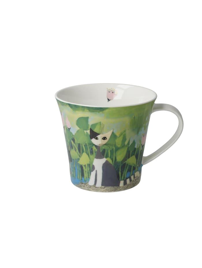 Goebel Goebel Coffee-/Tea Mug Rosina Wachtmeister - Principe ranocchio, Bunt