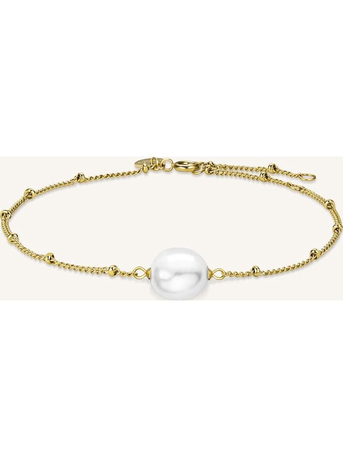 ROSEFIELD Rosefield Damen-Armband Edelstahl, gelbgold