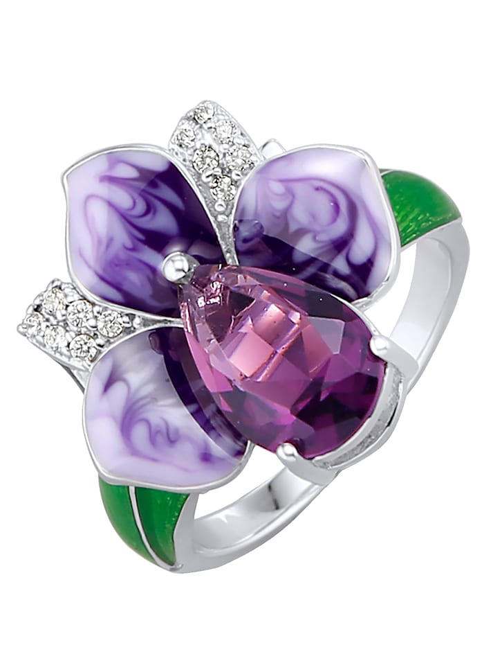 Orchidee-Ring