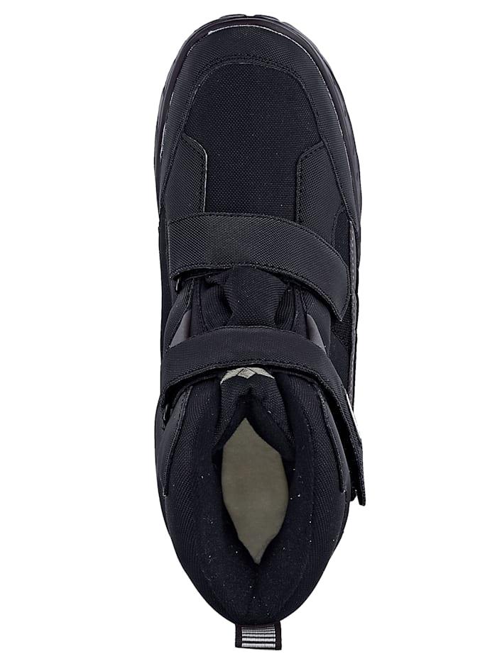 Stiefel mit Nässeschutzausstattung