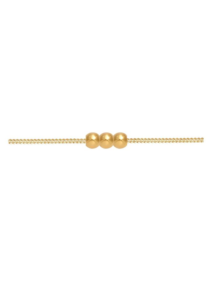 Halskette Choker Ball Kugel Geo 925 Silber
