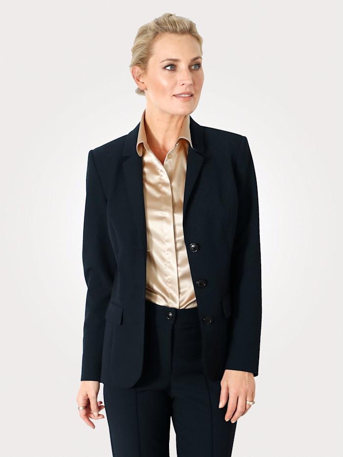 MONA Blazer in a versatile design, Navy