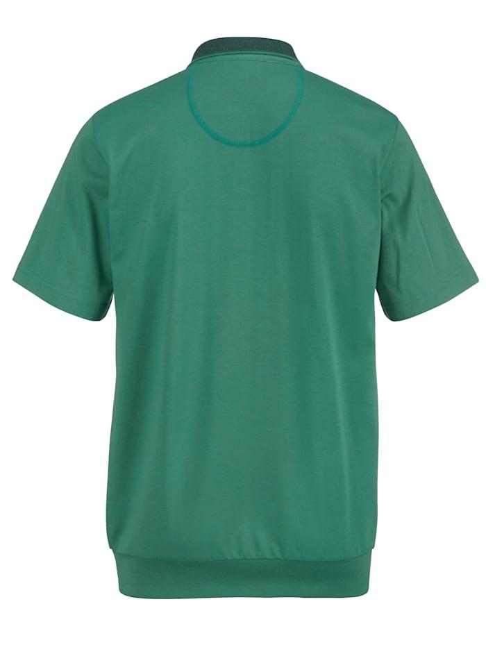 Rypistymätön resorihelmainen paita