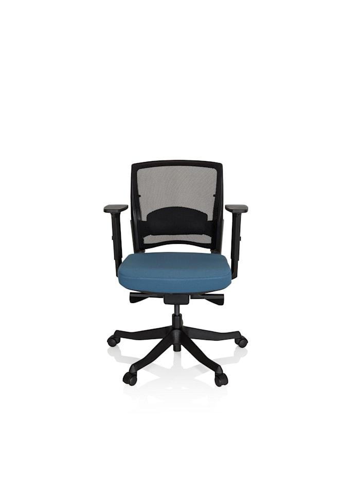 hjh OFFICE Profi Bürostuhl IKAST BASE, Blaugrau