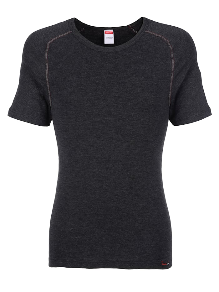 Con-ta Shirt mit Thermo-Funktion, Anthrazit