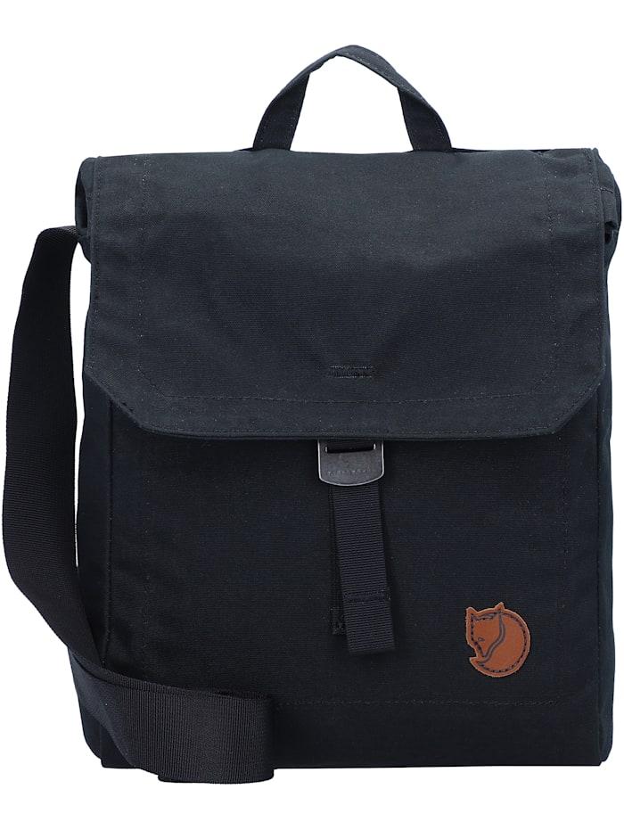 Fjällräven Foldsack No. 3 Umhängetasche 25 cm, black