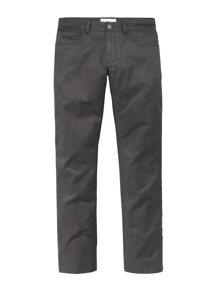 Redpoint Must Have wool touch Stretch 5-Pocket Barrie, anthra