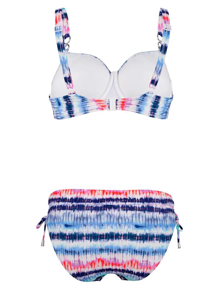 Bikini met veel details