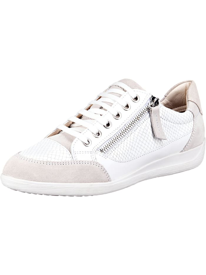 Geox Myria Sneakers Low, offwhite