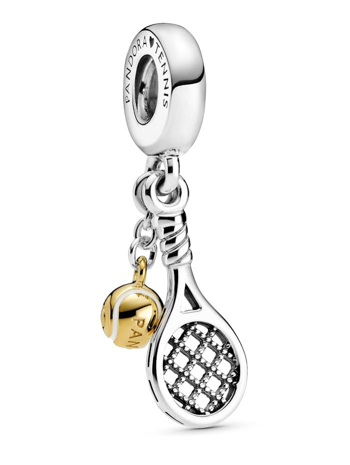 Pandora Charm -Tennisschläger & Ball- 769026C01, Silberfarben