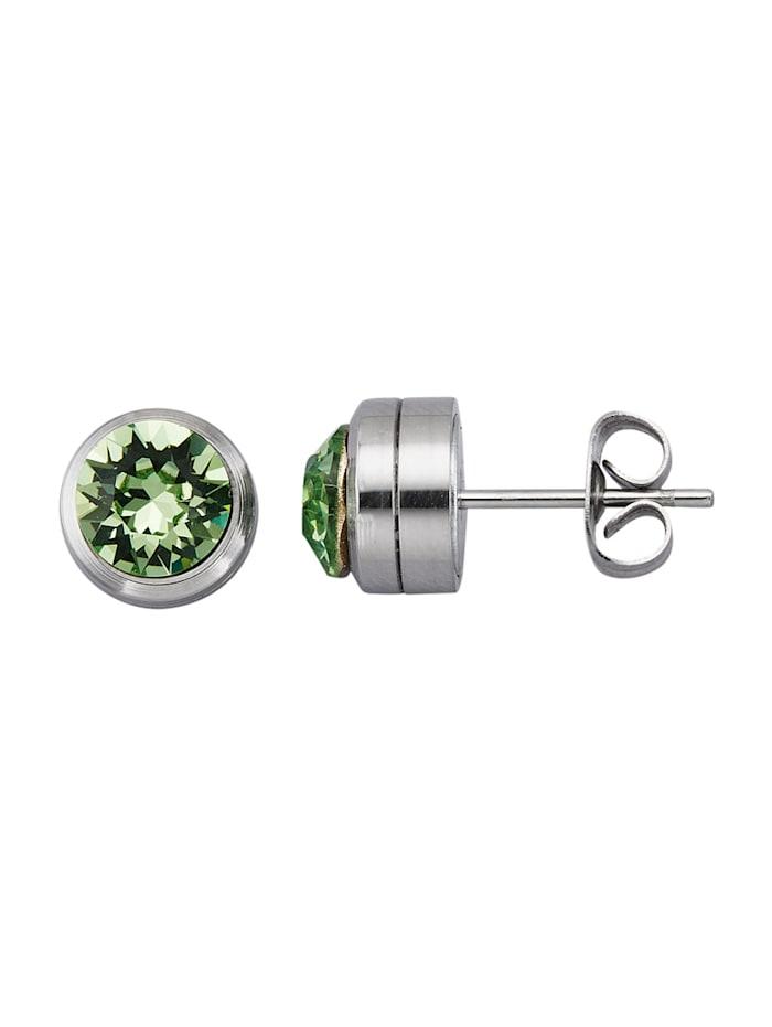 Magnetic Balance Oorstekers, Groen