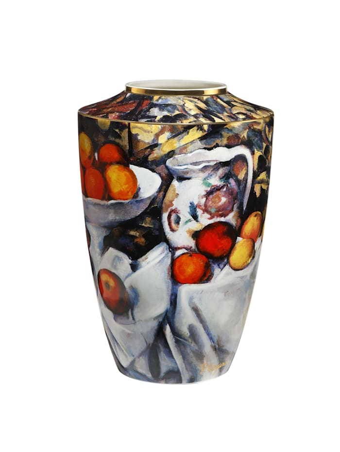 Goebel Goebel Vase Paul Cézanne - Stillleben I, Cézanne - Stillleben I