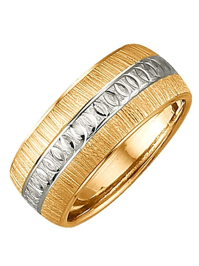 Partnerring bicolor